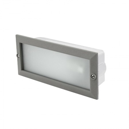 Aplique de Pared Exterior For Lights Tamesis Gris Urbano