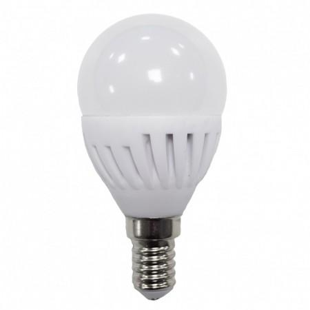 Bomdilla LED Esférica 9W E14 Luz Neutra 4000K