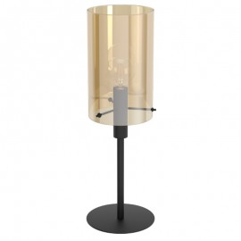 Lámpara de Sobremesa Eglo Norumbega Blanco 1 Bombilla E27
