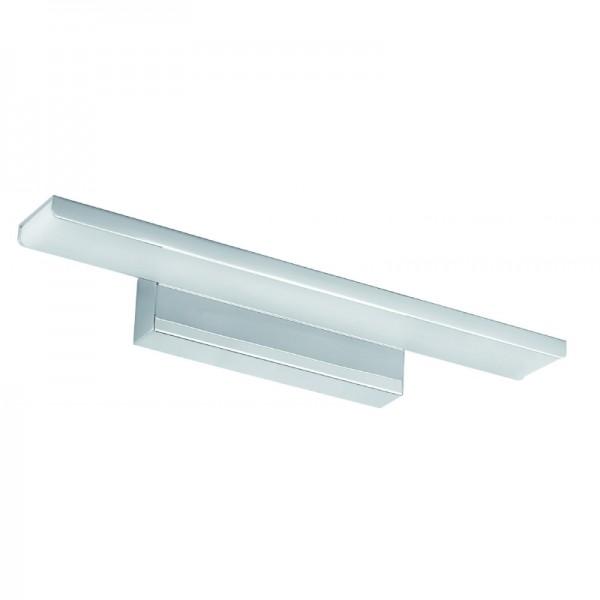 Aplique de Baño LED Zioneled Doble Sujección Cromo 24W