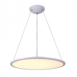 Lámpara Colgante Musical Eskriss LED Bluetooth Regulable 36W