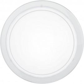 Plafón de Techo Eglo Planet 1 Blanco 1 Bombilla E27