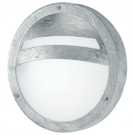 Lámpara de Exterior para Pared o Techo Eglo Sevilla Gris 1 Bombilla E27