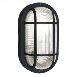 Lámpara de Exterior para Pared o Techo Eglo Anola Negro 1 Bombilla E27