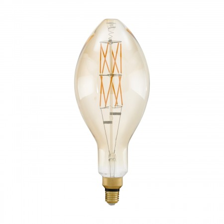 Bombilla Vintage LED Gigante Pera Eglo Regulable 8W