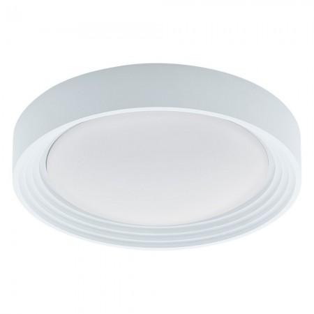 Lámpara de Exterior para Pared o Techo LED Eglo Ontaneda Blanco Luz Cálida 8W