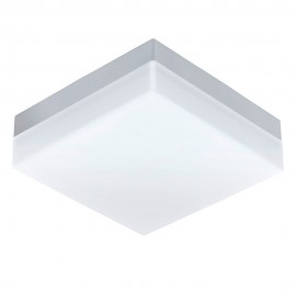 Lámpara de Exterior para Pared o Techo LED Eglo Sonella Blanco Luz Cálida 8W