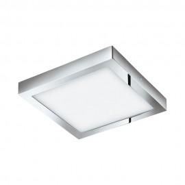 Downlight Superficie LED Eglo Fueva 1 Cromo Luz Cálida 22W