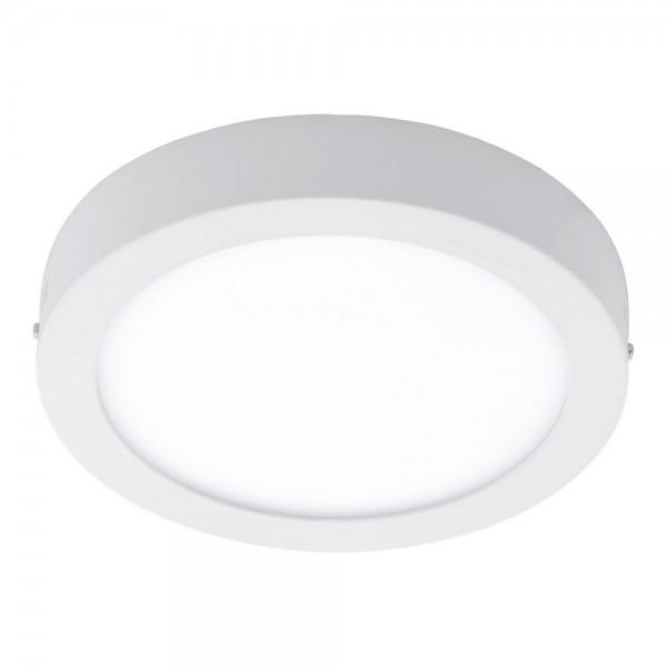 Lámpara de Exterior para Pared o Techo LED Eglo Argolis Blanco Luz Cálida 16W