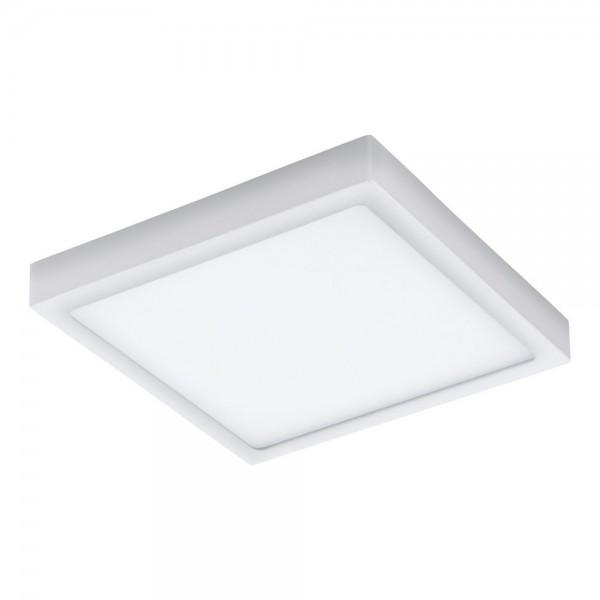 Lámpara de Exterior para Pared o Techo LED Eglo Argolis Blanco Luz Cálida 22W
