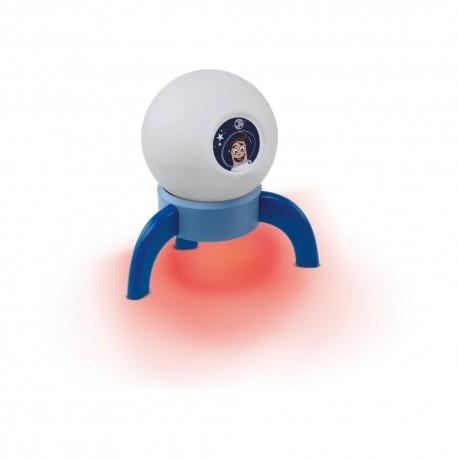 Lámpara de Sobremesa Infantil LED Eglo Astronova Azul Luz Cálida 5W
