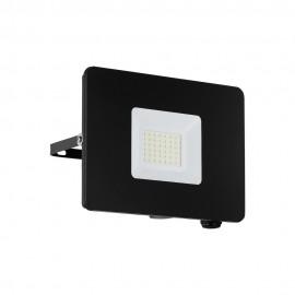 Proyector LED de Exterior Eglo Faedo 3 Negro Luz Blanca 30W 13,5cm