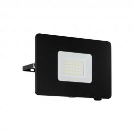 Proyector LED de Exterior Eglo Faedo 3 Negro Luz Blanca 50W 14,5cm