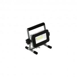 Proyector LED Eglo Piera 2 Plata Luz Blanca 20W