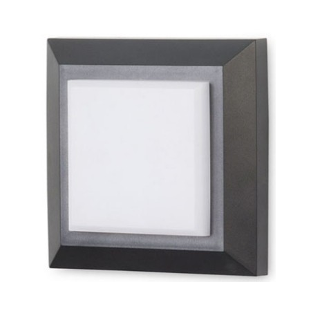 Aplique de Pared Exterior For Lights Grove 2W Luz Neutra 3 Carcasas