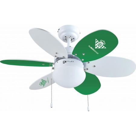 Ventilador de Techo Infantil Bastilipo Real Betis 75cm