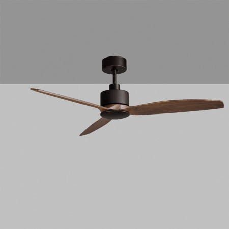 Ventilador de Techo Motor Dc ACB Garbin Marron/Madera 132cm