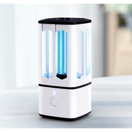 LAMPARA DESINFECCIÓN OZONO-UV CUBIC