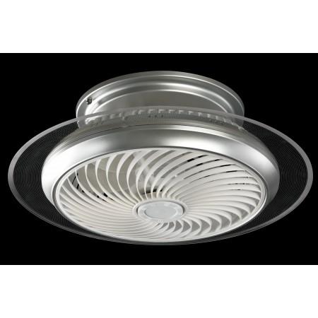 Ventilador de Techo Sin palas modelo Ottawa Plata de Acontract-Luz