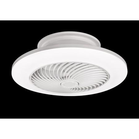 Ventilador de Techo Sin palas modelo Varsovia Blanco de Acontract-Luz