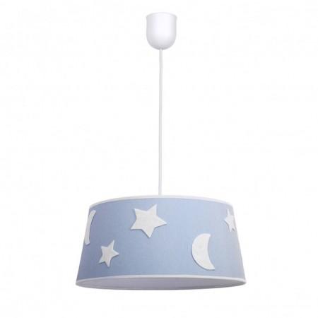 Lámpara Infantil Firmamento Azul Celeste 1 Luz