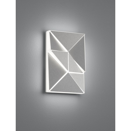 Plafón de Techo/pared Trio Trinity Led 10W CCT