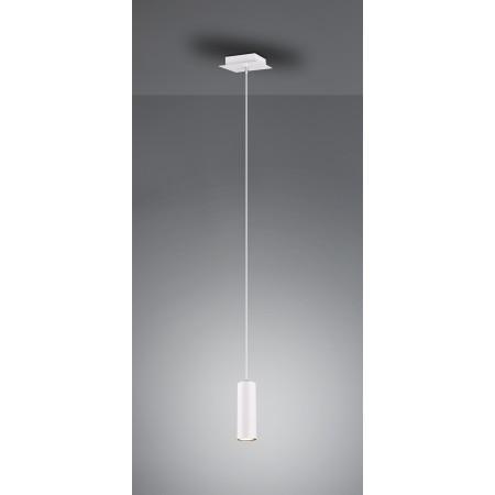 Lámpara Colgante Trio Marley Blanco LED GU-0 S/B