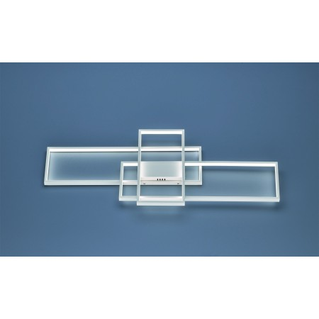 Plafón de Techo/Pared LED Trio Tucson 35W Blanco
