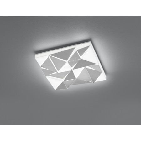 Plafón de Techo/pared Trio Trinity Led 40cm 24W CCT