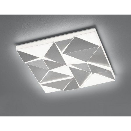 Plafón de Techo/pared Trio Trinity Led 60cm 45W CCT