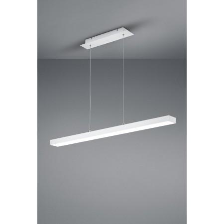 Lámpara Colgante Lineal Trio Agano LED Blanco CCT