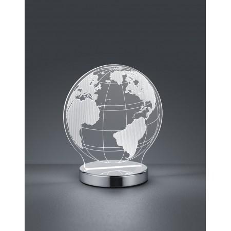 Lámpara de Sobremesa Trio Globe 1xSMD LED