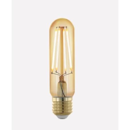 Bombilla LED Vintage Tubo con Filamento 4w