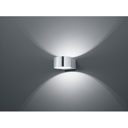 Aplique de Pared Trio Lacapo LED Niquel