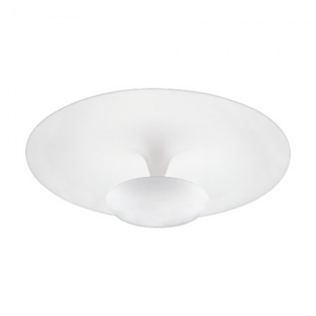 Plafón de Techo LED Eglo Romitello Blanco Luz Cálida 16w