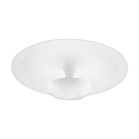 Plafón de Techo LED Eglo Romitello Blanco Luz Cálida 24W