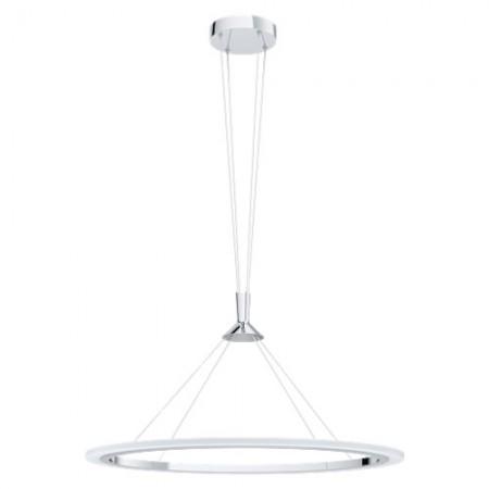 Lámpara Colgante Eglo Hornitos-Connect Cromo