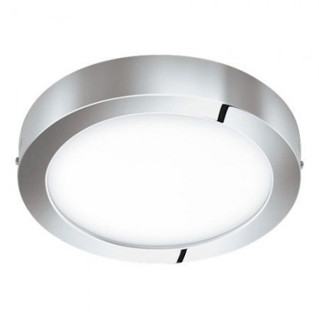 Plafón de Techo para baño Eglo Fueva-Connect Redondo Metal 30cm