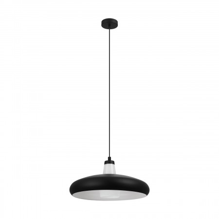 Lámpara Colgante Eglo Tabanera-Connect Negro