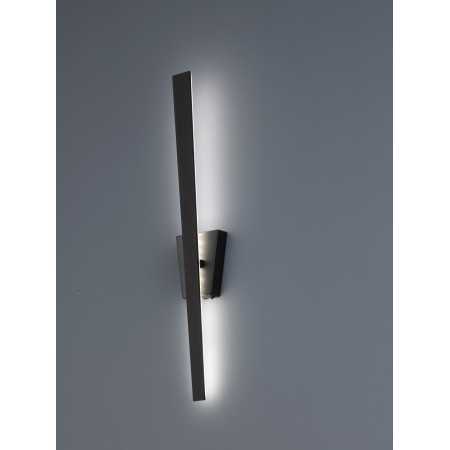 Aplique de Pared Zita LED Luz Indirecta Negro