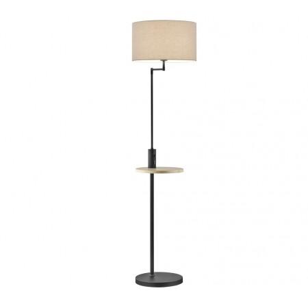 Lámpara de Pie Claas con mesa y usb