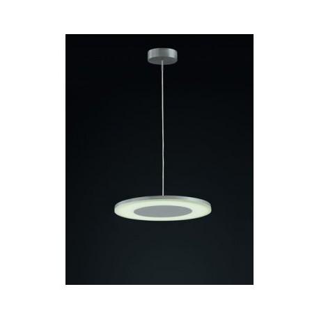 Lámpara Colgante Discóbolo Aluminio Led