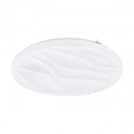 Plafón de Techo LED Eglo Benariba 17,3w Luz Cálida 33cm