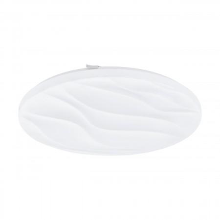 Plafón de Techo LED Eglo Benariba 22w Luz Cálida 44cm