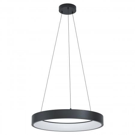 Lámpara Colgante Eglo Marghera-Connect Negro