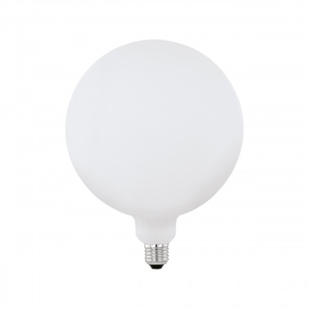 Bombilla Vintage LED Gigante Globo Eglo Regulable 4W Opaca