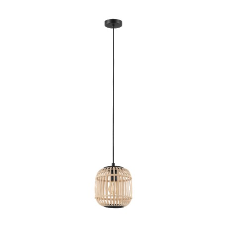 Lámpara Colgante Eglo Vintage Bordesley Chico LED E27