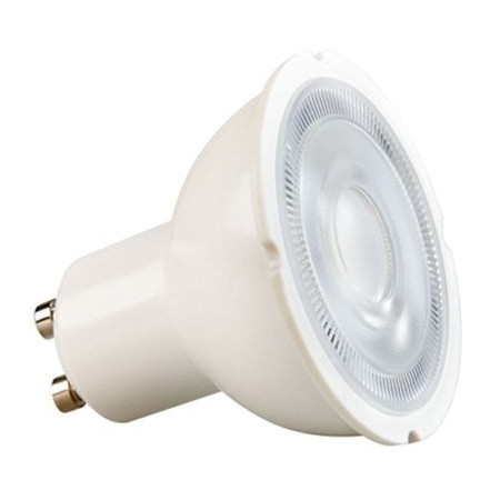 Bombilla GU 10 7W LED 60º Luz cálida 3000k