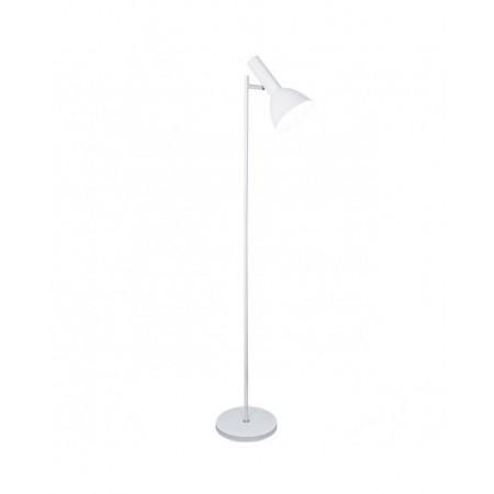 Lámpara de pie tipo flexo Lumiere Blanco de Alemar 1XE27