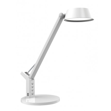 Flexo LED Sobremesa Zioneled Soria 8W Blanco